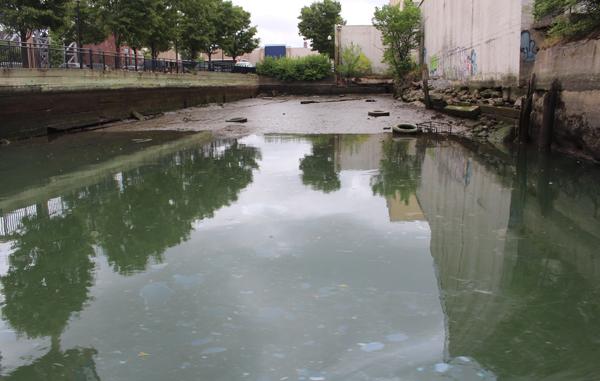 Gowanus Canal July 2016