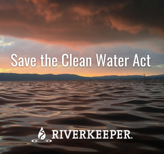 Save clean water act