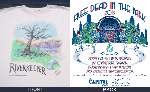 Free Dead in the Park 2019 Concert Tee
